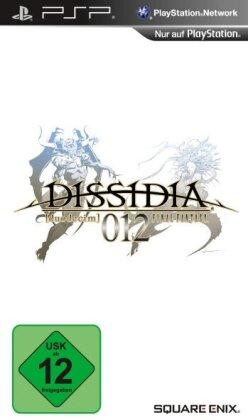 Dissidia 12 (Duodecim) Final Fantasy Essentials