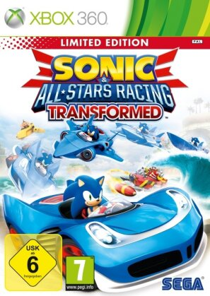 Sonic All-Stars Racing Transformed (Édition Limitée)