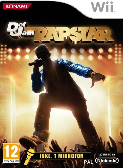 Def Jam Rapstar + Microphone