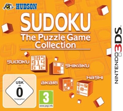 Sudoku Puzzle Game Collection 3DS