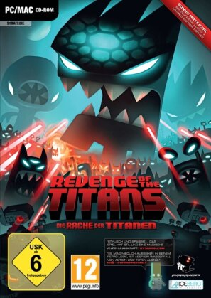 "Revenge of the Titans - ""Die Rache der Titanen"""
