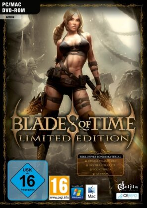 Blades of Time (Limited Edition)