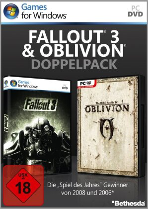 Fallout 3 & Oblivion Doublepack