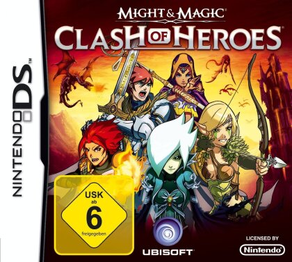Might & Magic 5 : Clash Of Heroes