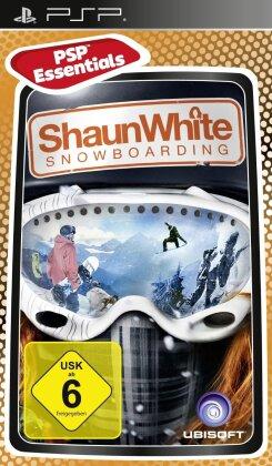 Shaun White Snowboarding - PSP Essentials