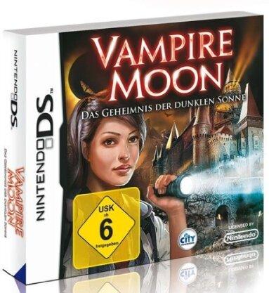 Vampire Moon : Das Geheimnis Der Dunklen Sonne