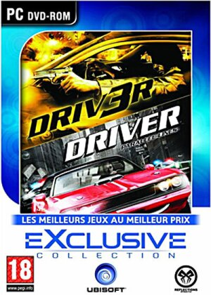Driver 3 + 4