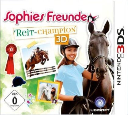 Sophies Freunde Reit-Champion 3DS