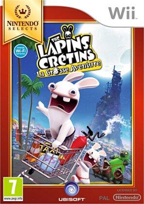 Nintendo Selects - The Lapins Crétins - La Grosse Aventure