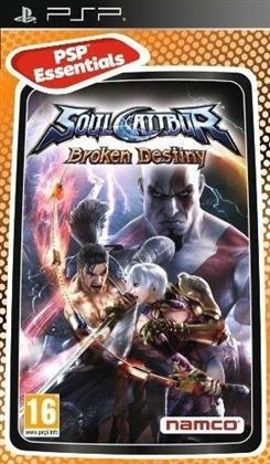 Soulcalibur : Broken Destiny - PSP Essentials