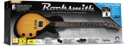 Rocksmith Bundle Guitar