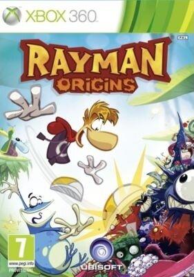 Rayman Origins Classic 1