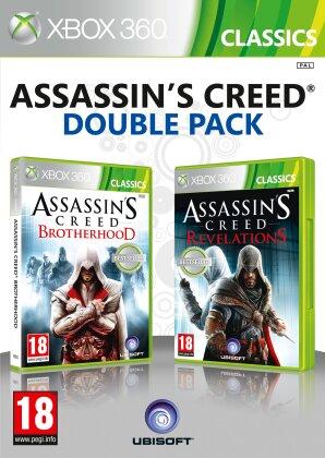 Assassins Creed Revelations + Assassins Creed Brotherhood