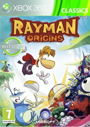 Rayman Origins Classics 2