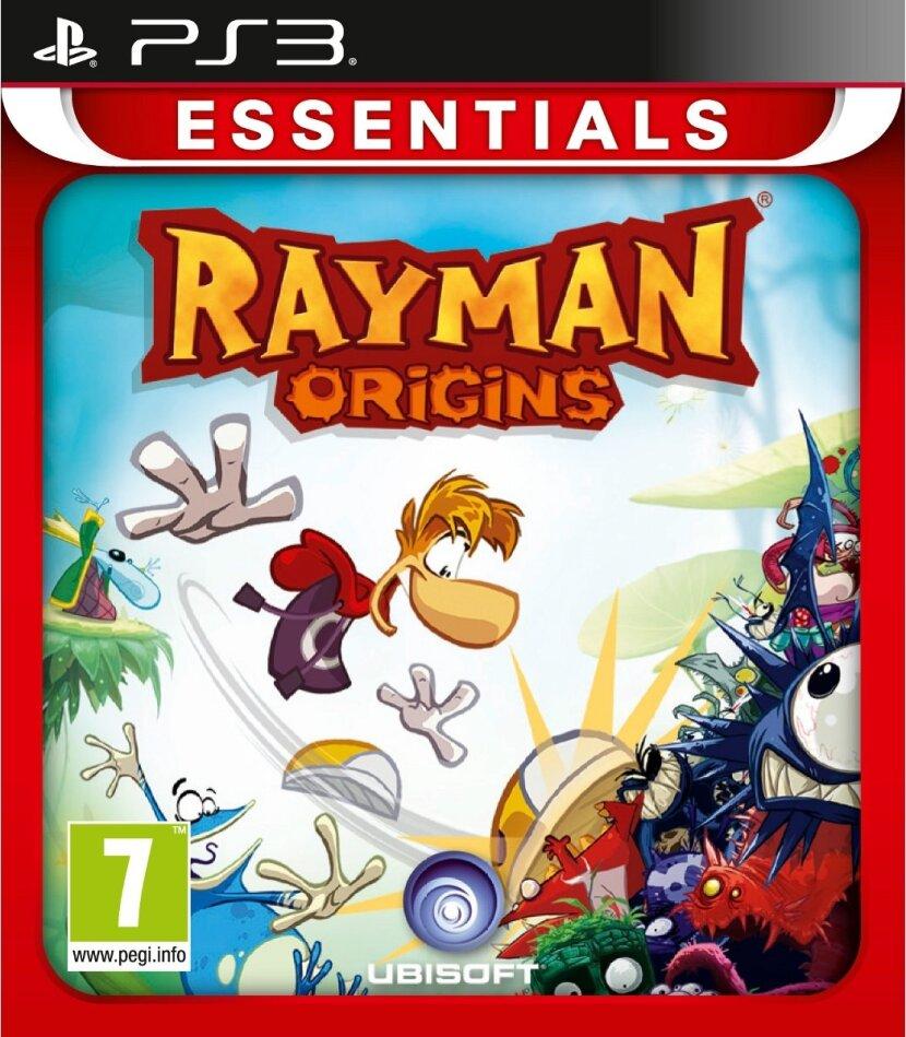 Rayman Origins Essentials