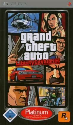 GTA: Liberty City Storys Platinum