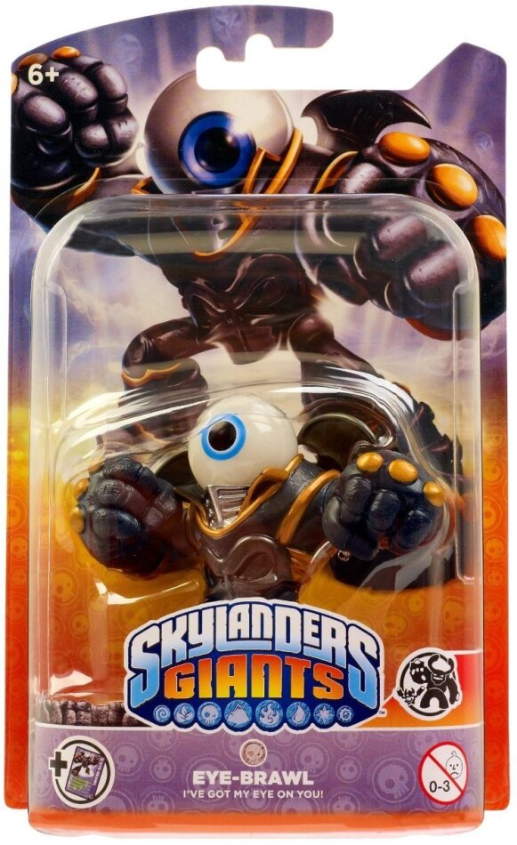 Eye-Brawl Giants Character for Skylanders Giants