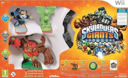 Skylanders Giants Exclusive Starter Pack Glow In The Dark
