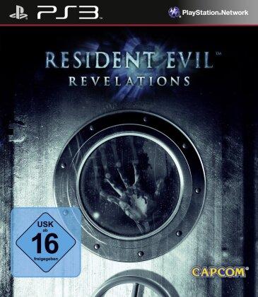 Resident Evil Revelations (PEGI)