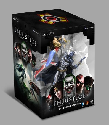 Injustice (Collector's Edition)