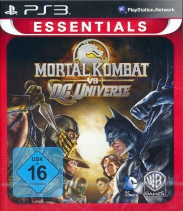 Mortal Kombat vs. DC Universe - Essentials