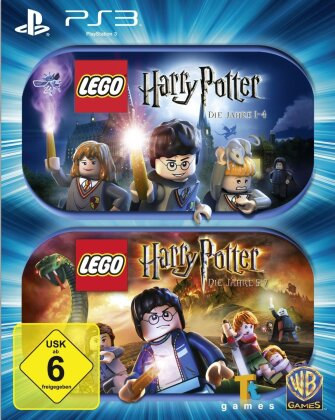 Lego Harry Potter - Double pack Years 1-7