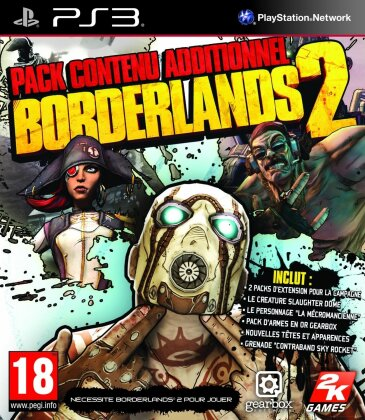 Borderlands 2 - Pack de contenu additionnel