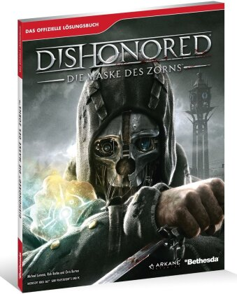Dishonored - Offizielles Lösungsbuch