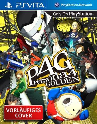 Persona 4 Golden (P4G)