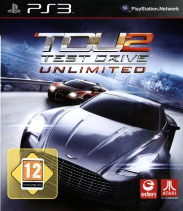 Test Drive Unlimited 2 (Arcade)