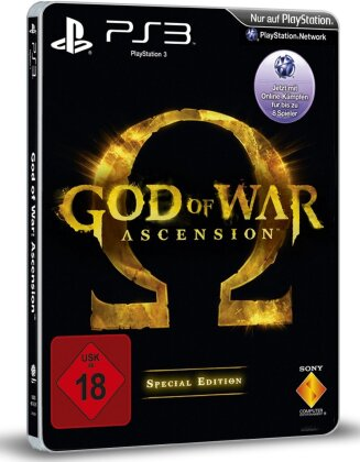 God of War: Ascension (Édition Spéciale)