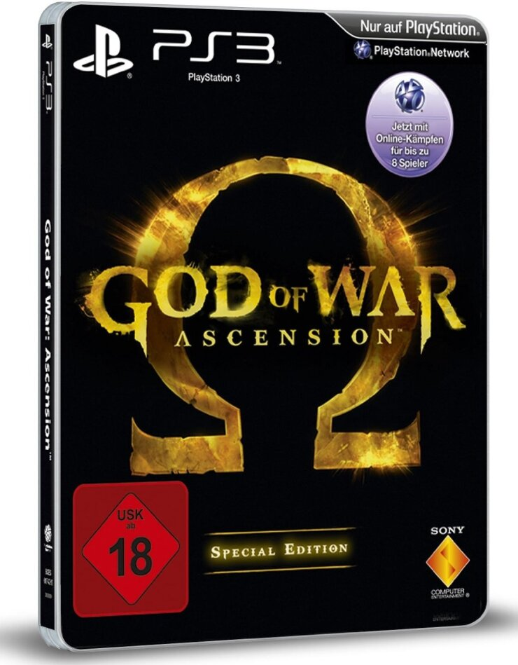 God of War: Ascension (Special Edition)