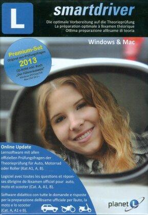 smartdriver Fahrschule 2013 inkl. Buch (Kat. A1/A/B)
