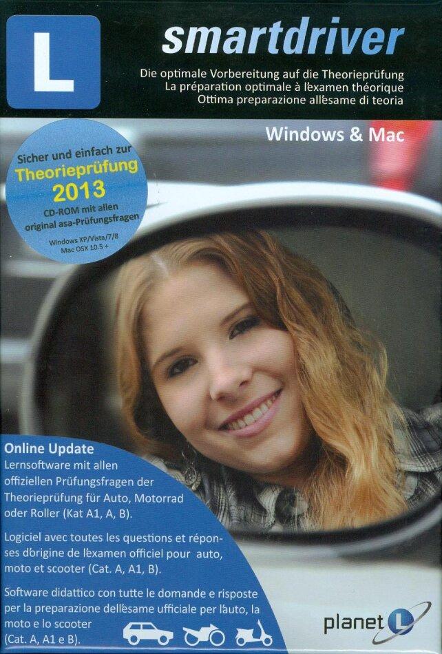 smartdriver Fahrschule 2013 (Kat. A1/A/B)