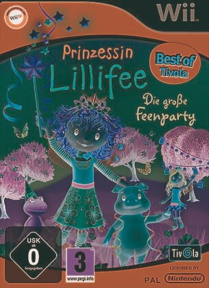 Best of Tivola: Prinzessin Lillifee - Feenparty