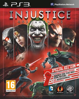 Injustice - Red Son Edition
