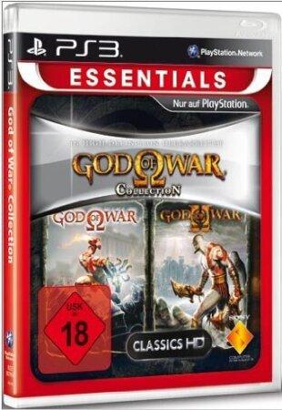 God of War Collection 1 (God of War 1+2) - Essentials