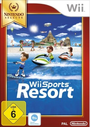 Nintendo Select: Sports Resort