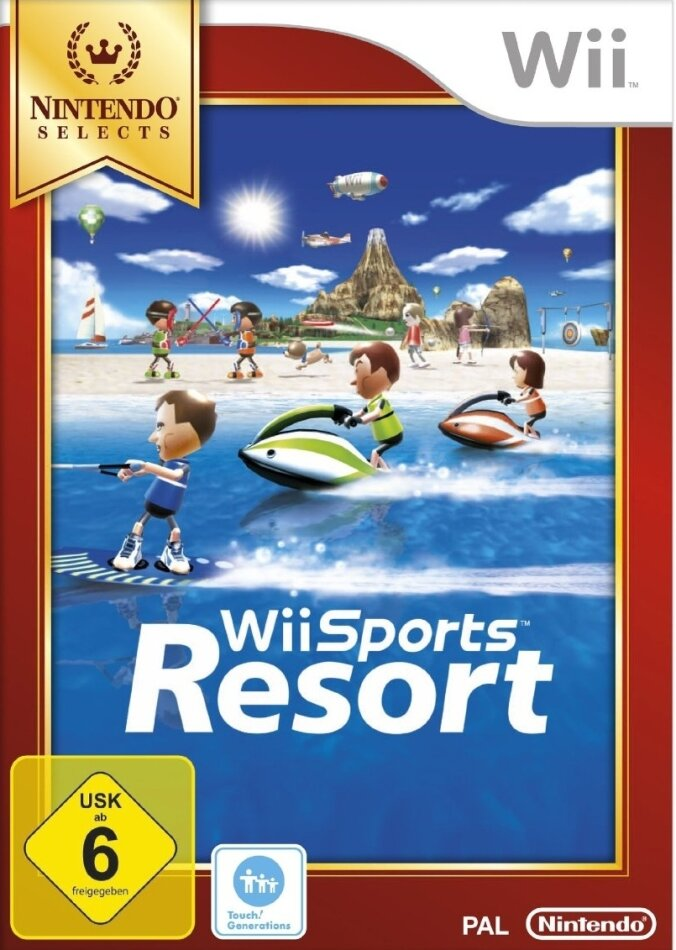 Nintendo Selects - Wii Sports Resort