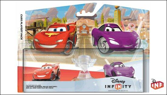 Disney Infinity: Playset Cars