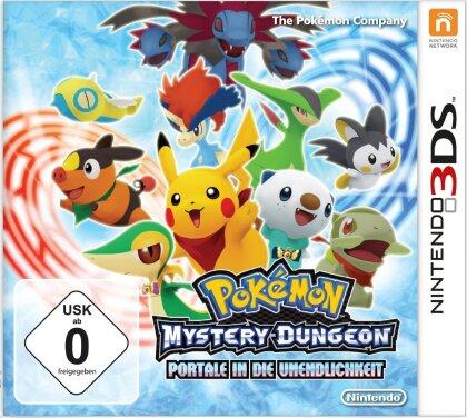 Pokémon Mystery Dungeon - Portale in die Unendlichkeit