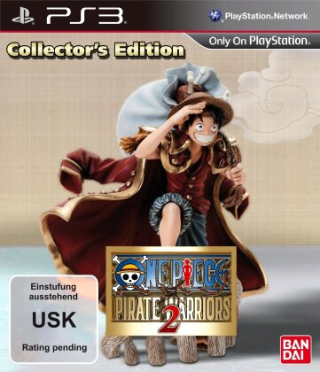 One Piece Pirate Warriors 2 Collectors