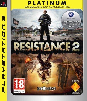 Resistance 2 Platinum