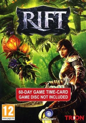 Rift - Game Time Card [60 Tage]