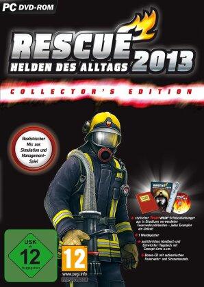 Rescue 2013 - Helden des Alltags (Collector's Edition)