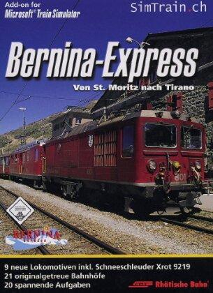 Train Sim: Bernina-Express - Von St. Moritz nach Tirano [Add-On]