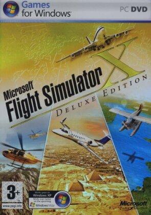 Flight Simulator X (Édition Deluxe)