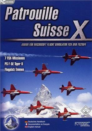 Patrouille Suisse X FS2004/FSX [Add-On]