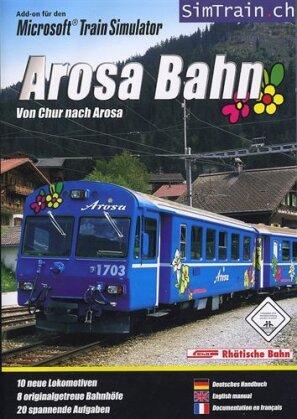 Train Sim: Arosa Bahn - Von Chur nach Arosa [Add-On]
