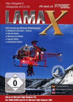Lama X für FSX/FS2004 [Add-On]